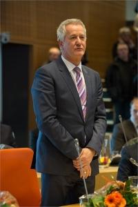 Installatie Wybren Bakker als Statenlid voor D66 in Overijssel